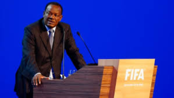FIFA bans Haitian soccer president for life