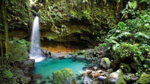 Dynamic Dominica tops the National Geographic's Adventure list