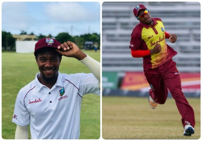 Dominica: Kaveem Hodge to play for West Indies test squad in Bangladesh