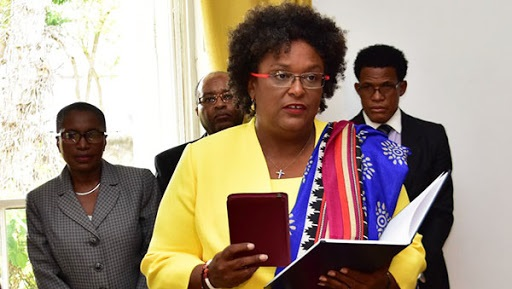 'Come together as one in this tough time' says PM Mottley