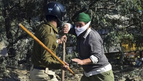 UN human rights request Indian authorities to 'exercise maximum restraint'