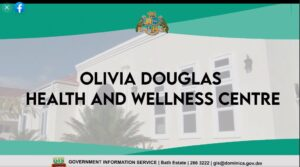 Witnessing her service experience, the ministry decided to name this health center 'Olivia Douglas Health & Wellness Center.'