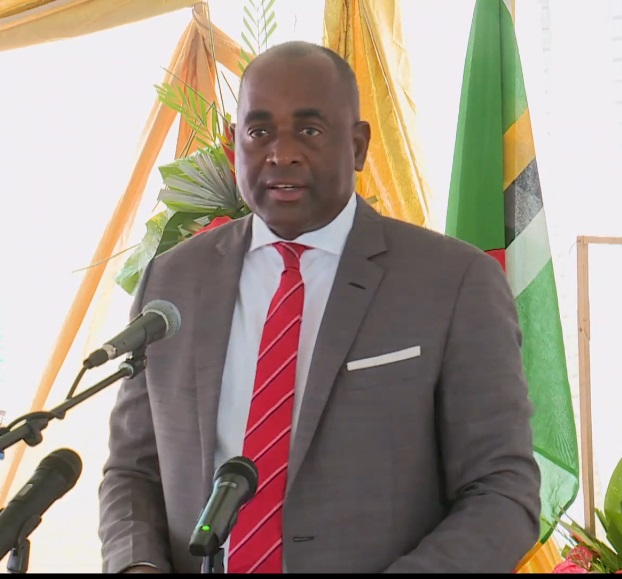 Opening in Portsmouth: 'We added wellness to our health centers' says PM Skerrit